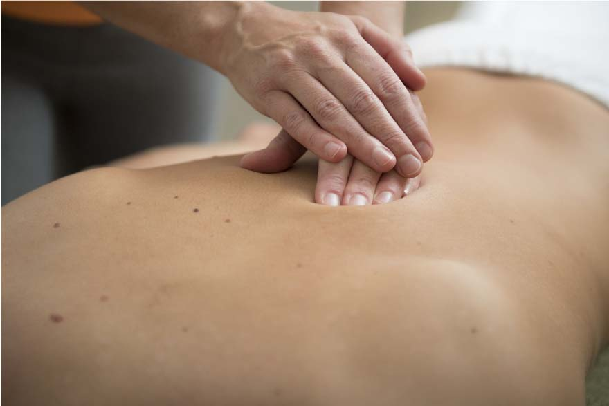 Massage simple Lausanne