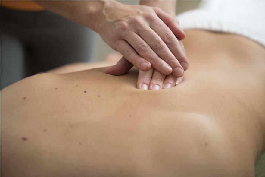 Massage simple Lausanne