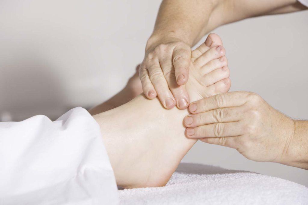 Pedicure Lausanne avec Massage et soin